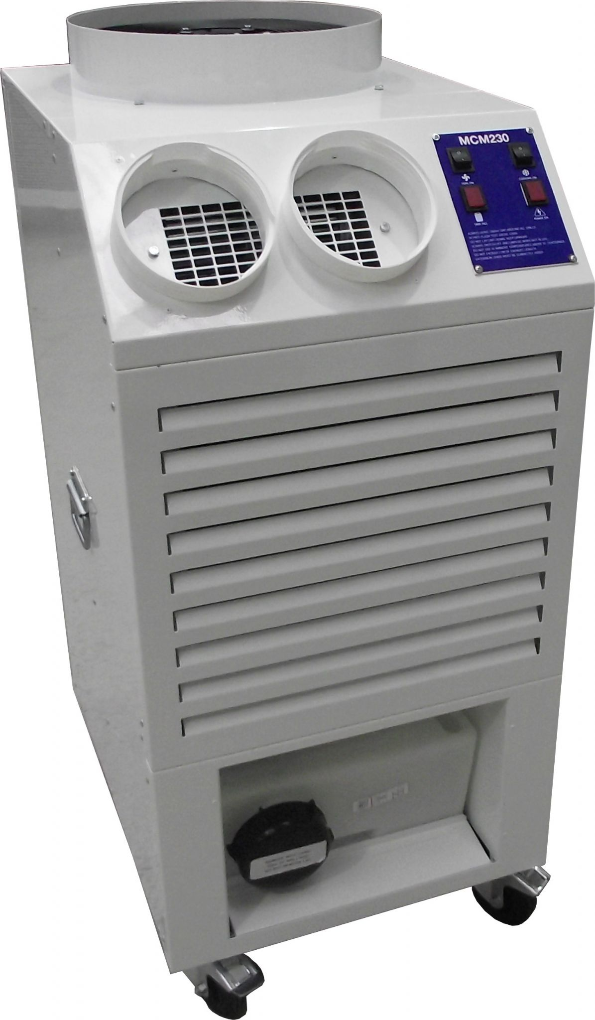 Broughton Mcm230 7kw 23000 Btu Industrial High Output